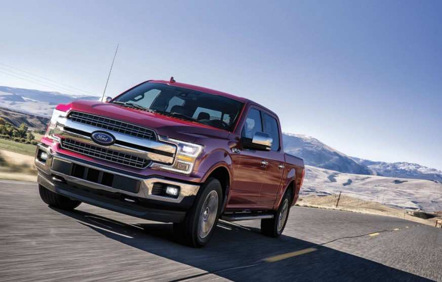 62 The 2020 Ford 150 Concept And Review
