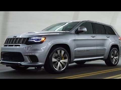 62 The 2020 Grand Cherokee Srt Hellcat Model