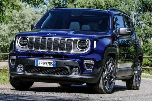 62 The 2020 Jeep Renegade Release Date And Concept