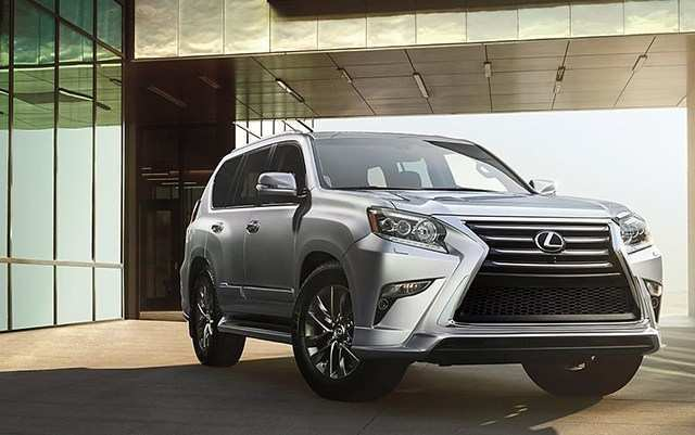 62 The 2020 Lexus Gx Engine