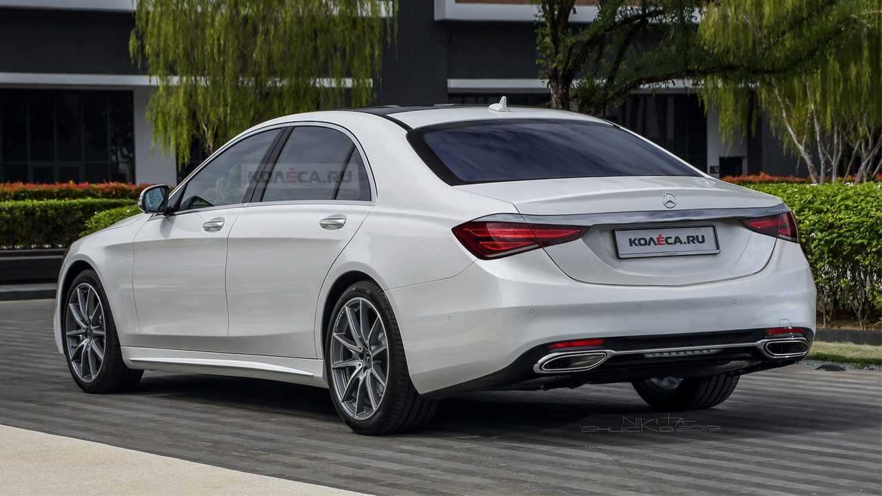 62 The 2020 Mercedes Benz S Class New Model And Performance