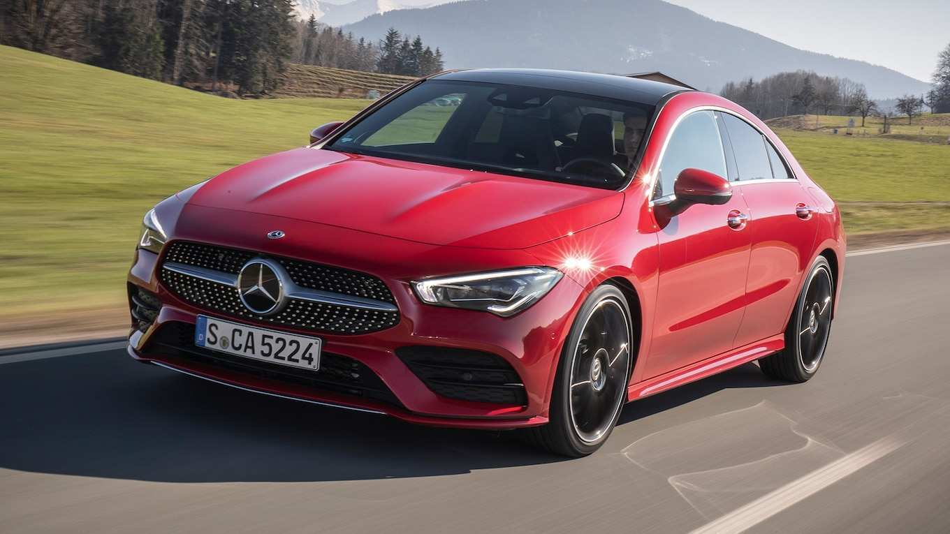 62 The 2020 Mercedes CLA 250 Rumors