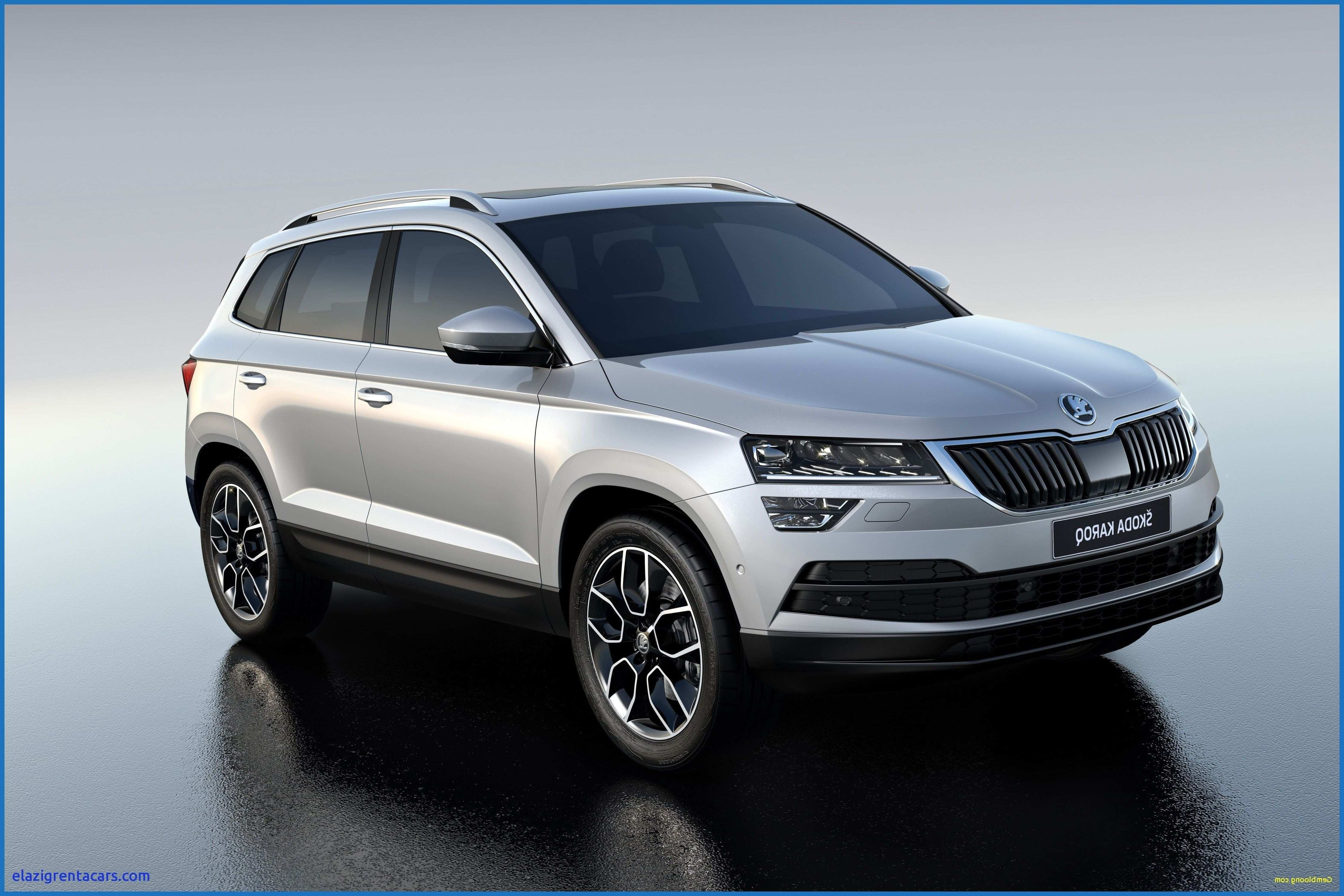 62 The 2020 Skoda Snowman Full Preview New Concept