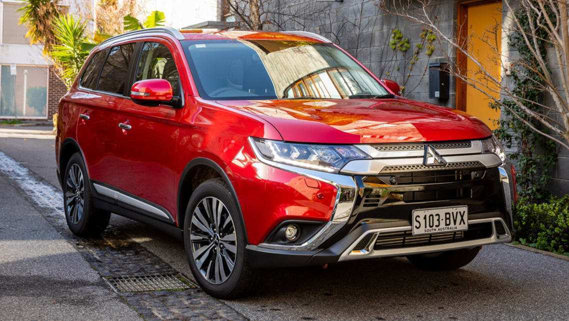 62 The Best 2019 All Mitsubishi Outlander Sport Price Design And Review