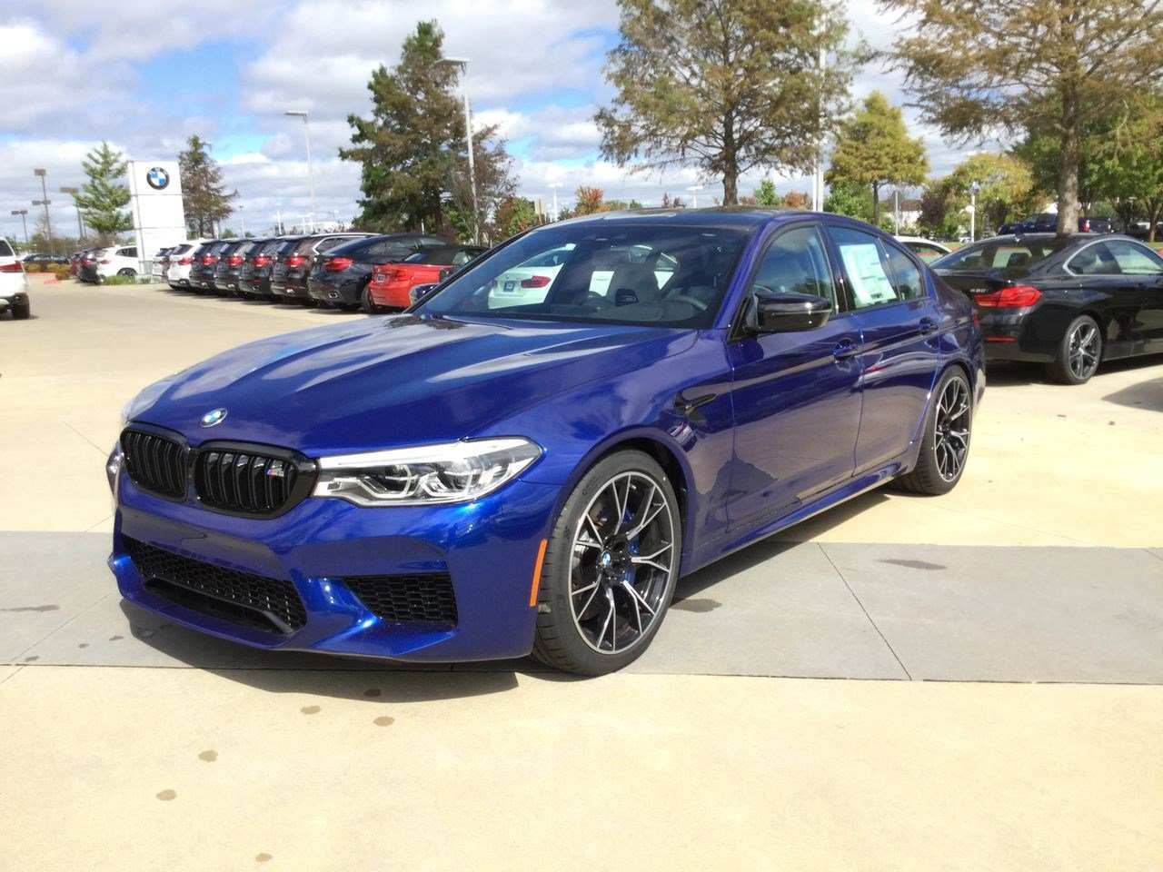 62 The Best 2019 BMW M5 Xdrive Awd Specs And Review