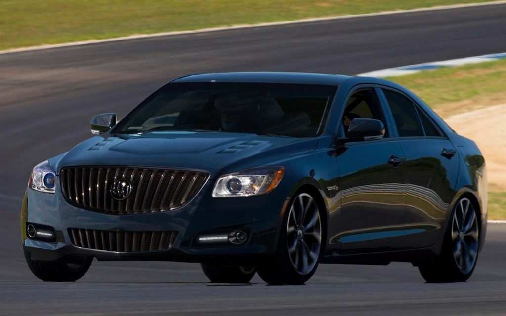 62 The Best 2019 Buick Gnx First Drive