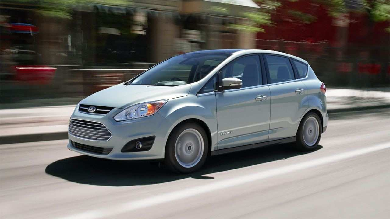 62 The Best 2019 Ford C Max Specs