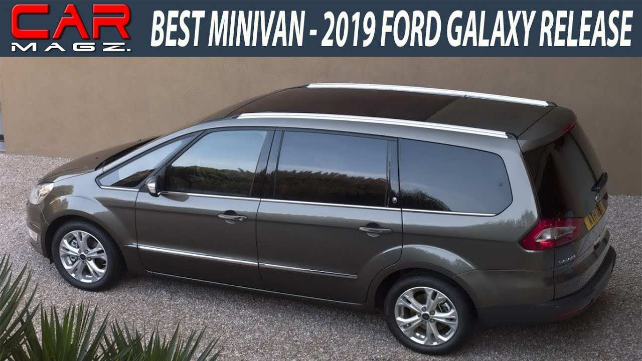 62 The Best 2019 Ford Galaxy Model