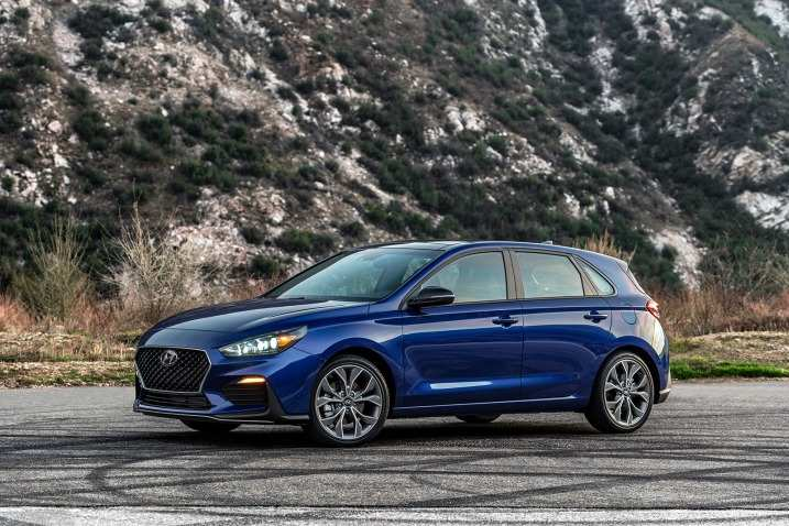 62 The Best 2019 Hyundai Elantra Gt Redesign And Review