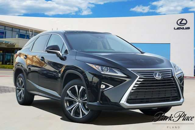 62 The Best 2019 Lexus TX Spesification