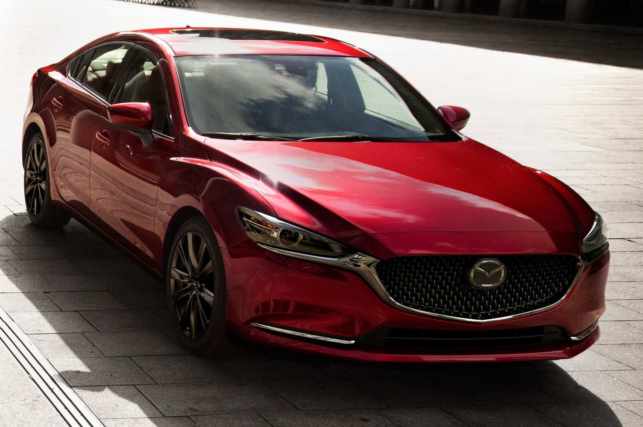 62 The Best 2019 Mazda 6 Turbo 0 60 Review And Release Date
