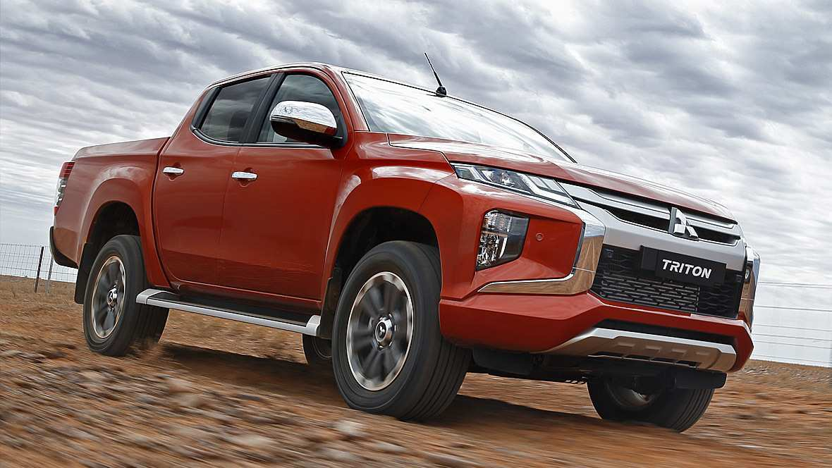 62 The Best 2019 Mitsubishi Triton Performance And New Engine