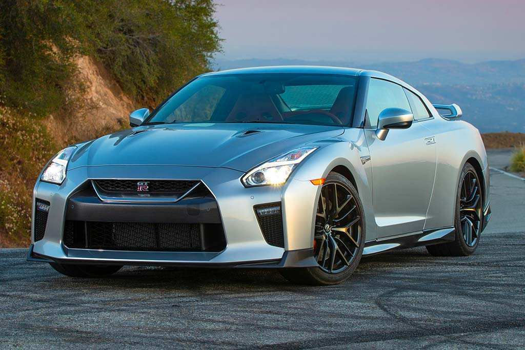 62 The Best 2019 Nissan GT R Redesign