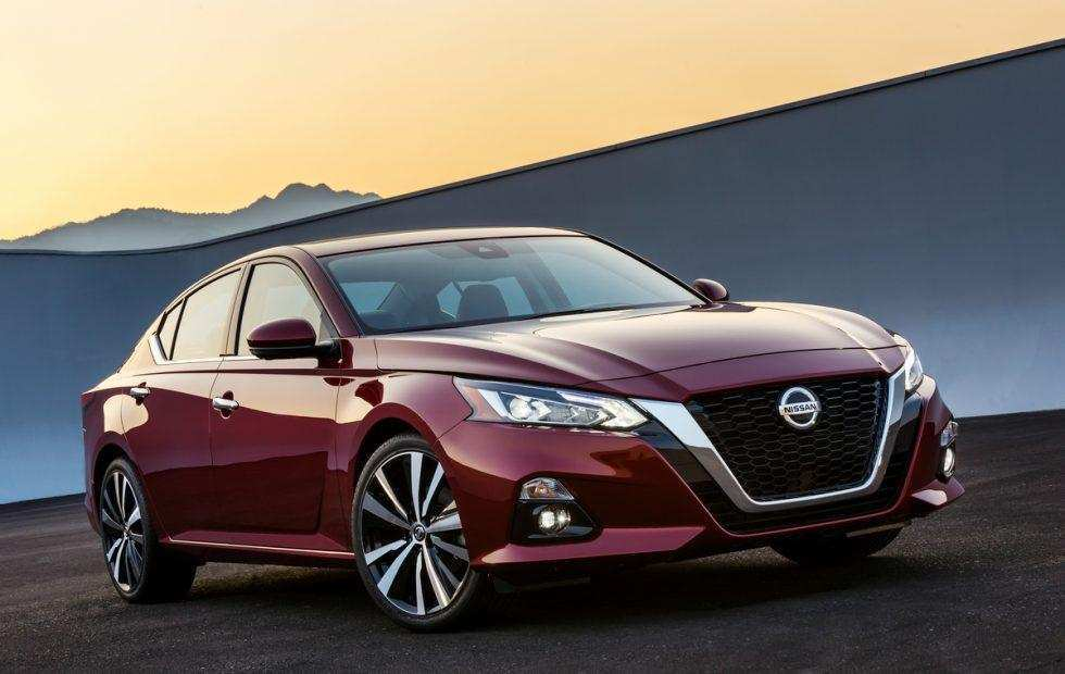 62 The Best 2019 Nissan Redesign And Concept