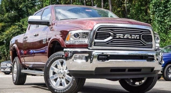 62 The Best 2019 Ram 2500 Diesel Exterior And Interior
