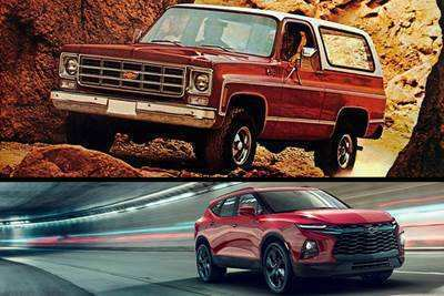 62 The Best 2019 The Chevy Blazer Performance And New Engine
