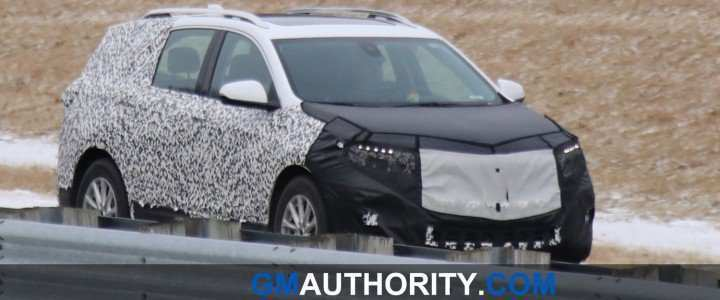 62 The Best 2020 All Chevy Equinox Exterior