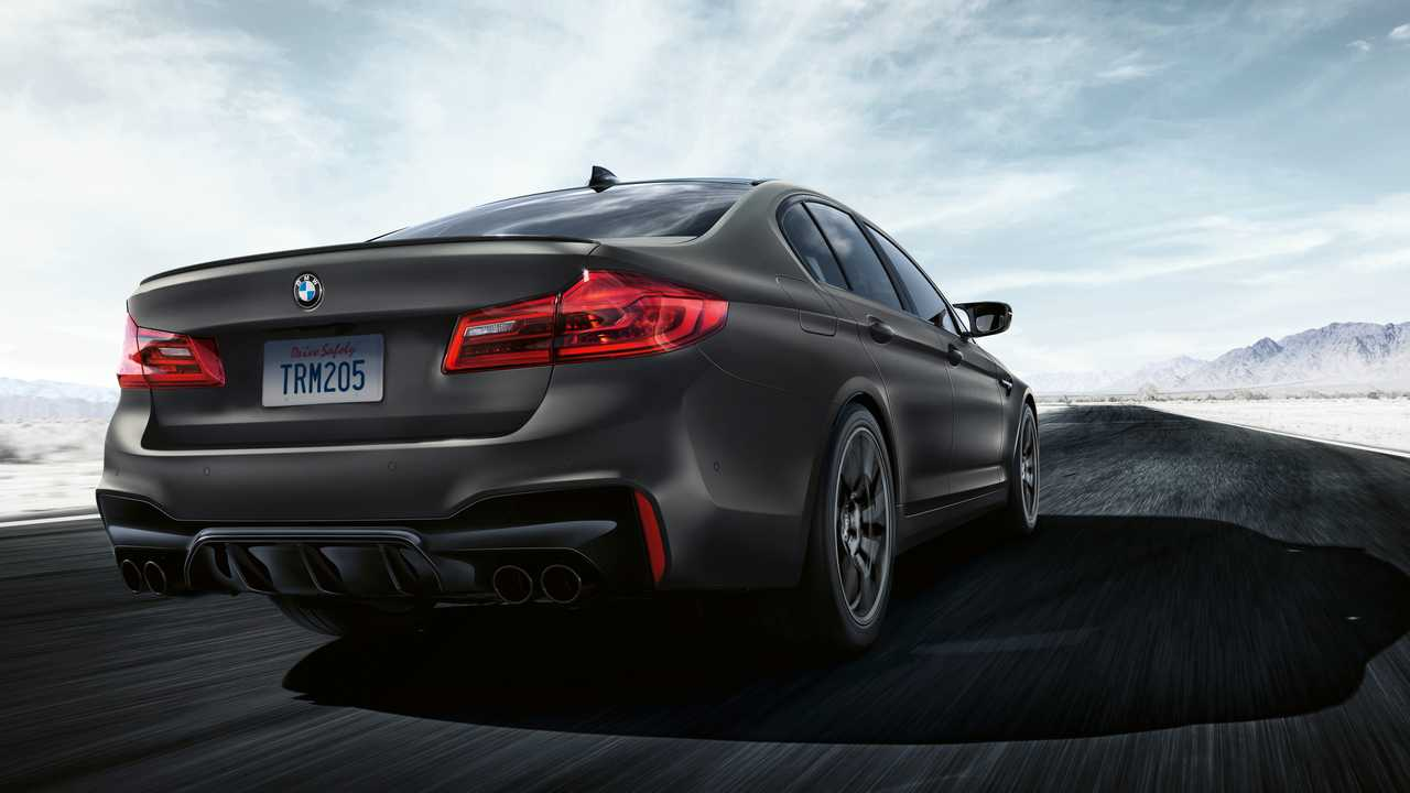 62 The Best 2020 BMW M5 Redesign
