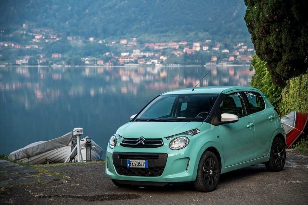 62 The Best 2020 Citroen C1 Redesign And Concept