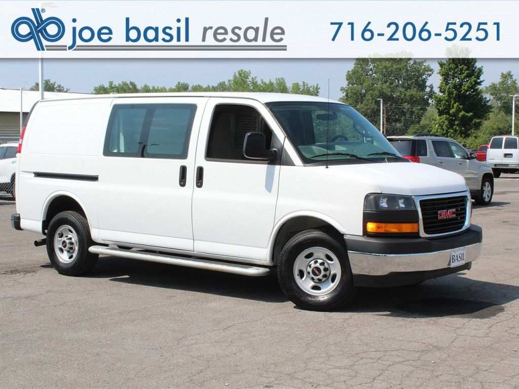 62 The Best 2020 GMC Savana Prices
