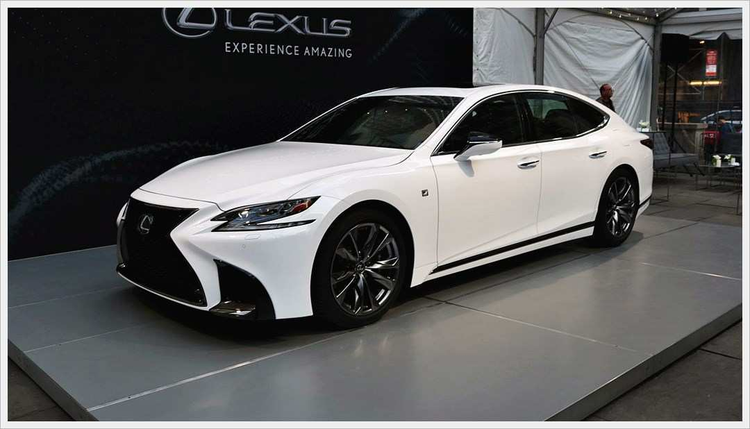 62 The Best 2020 Lexus LS Concept