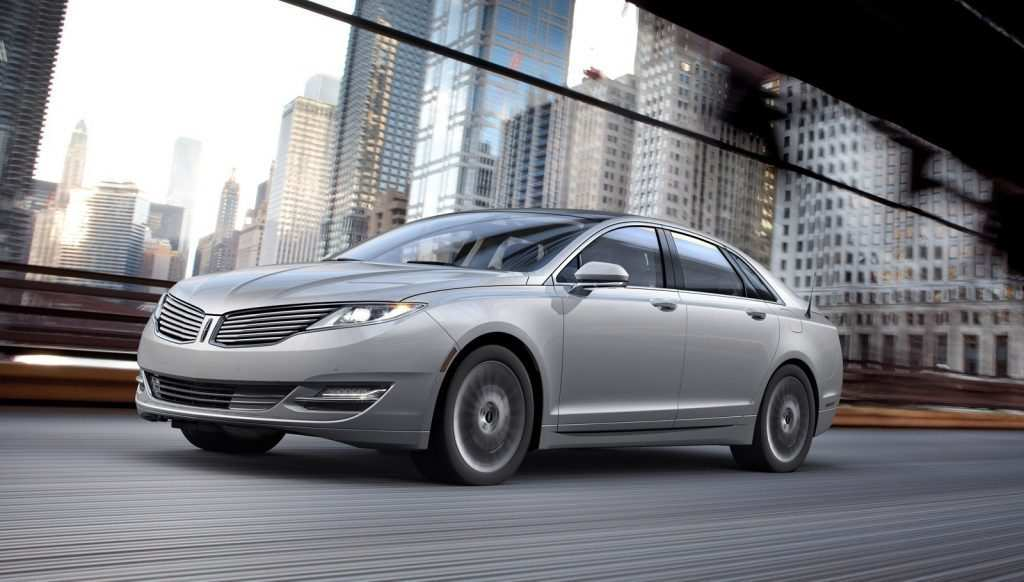 62 The Best 2020 Lincoln MKS Spy Photos Spy Shoot