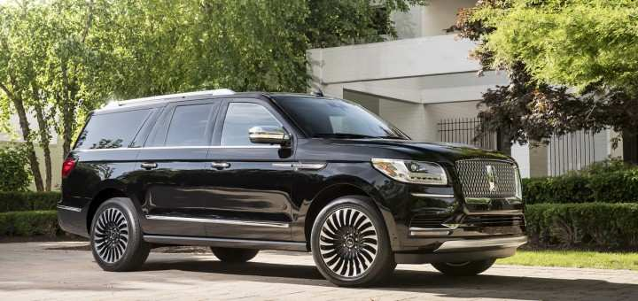 62 The Best 2020 Lincoln Navigator Price Design And Review
