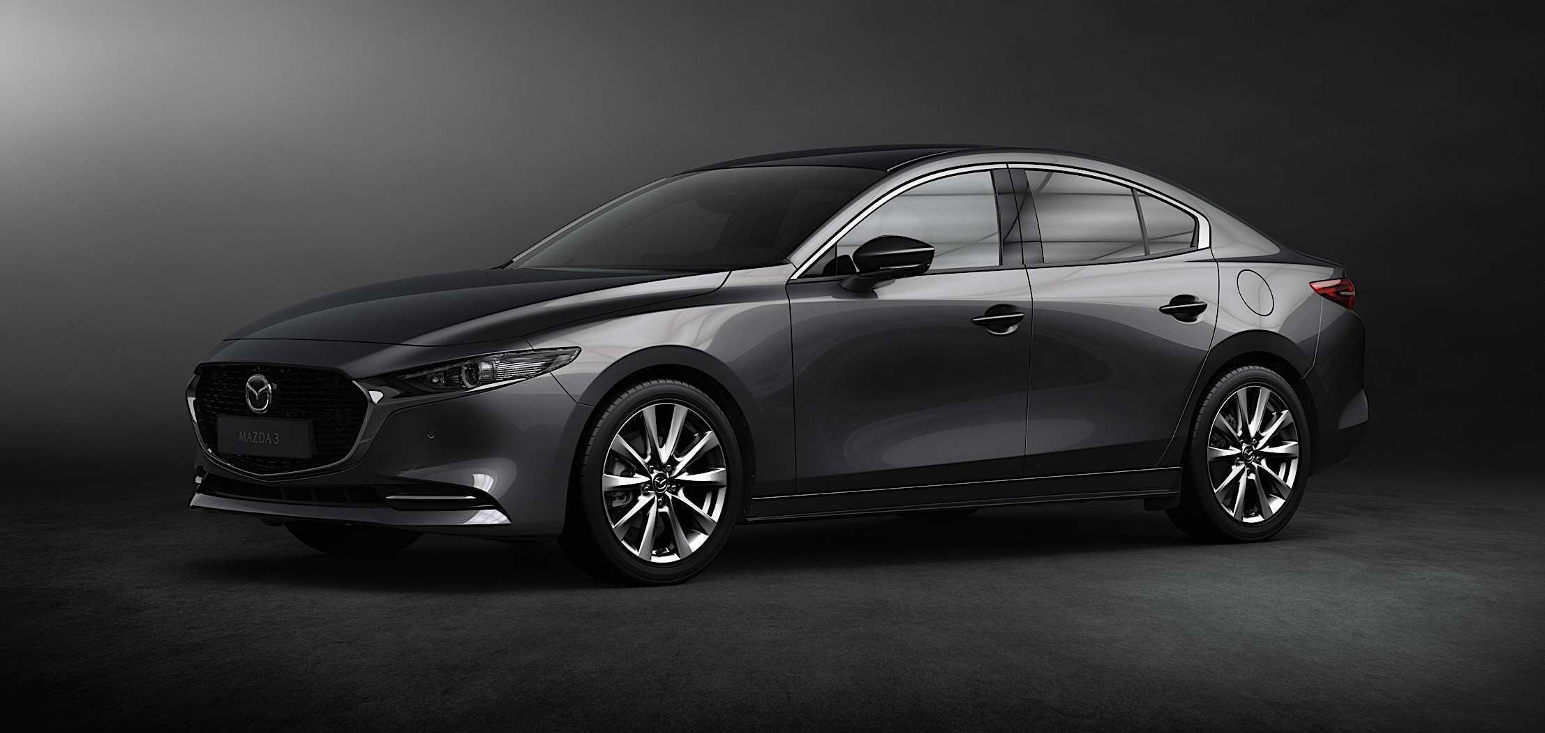 62 The Best 2020 Mazda 3 Sedan Redesign And Concept