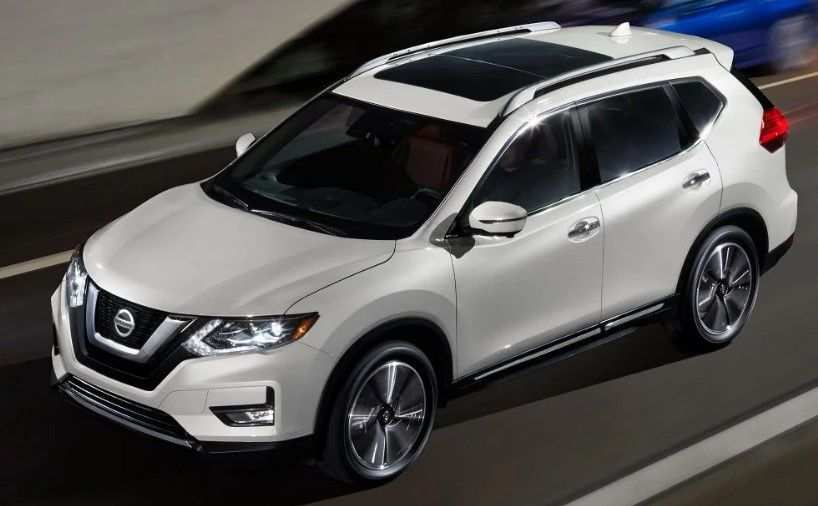 62 The Best 2020 Nissan Rogue Redesign And Concept