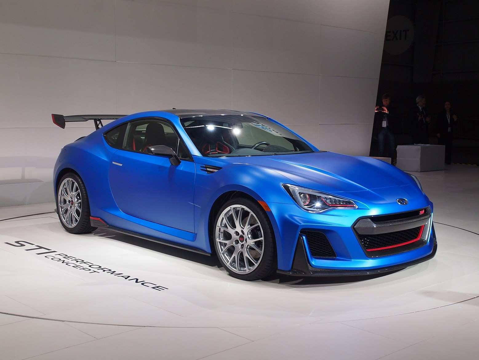 62 The Best 2020 Subaru Brz Sti Release Date And Concept