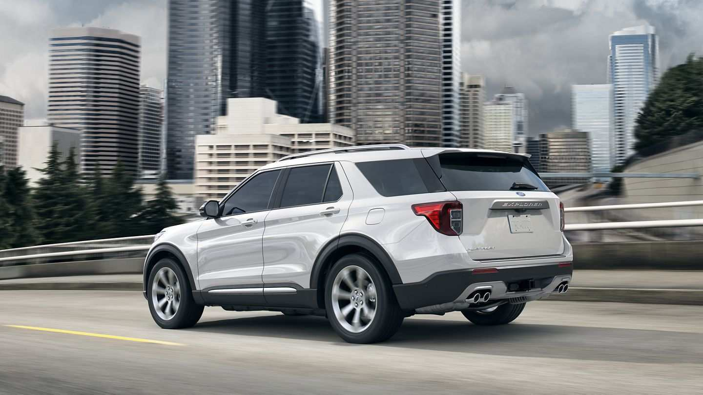 62 The Best 2020 The Ford Explorer Research New