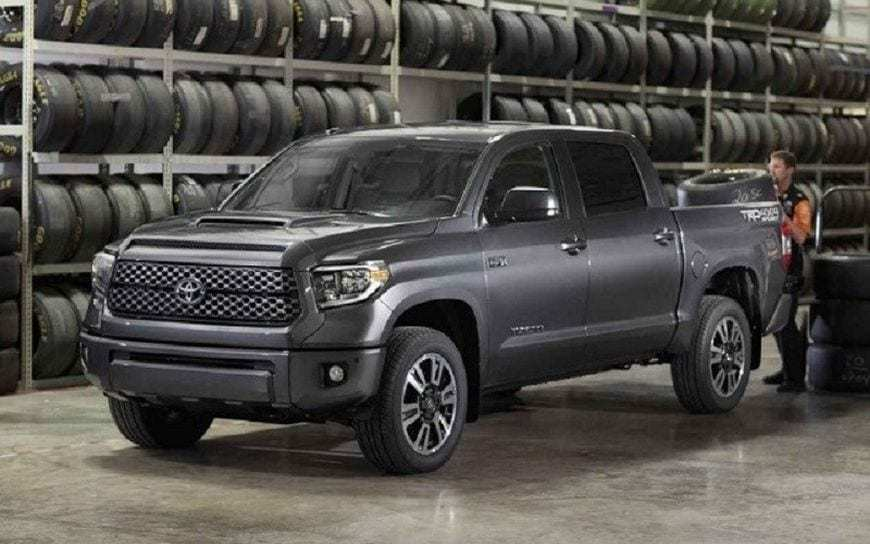 62 The Best 2020 Toyota Tundra Style