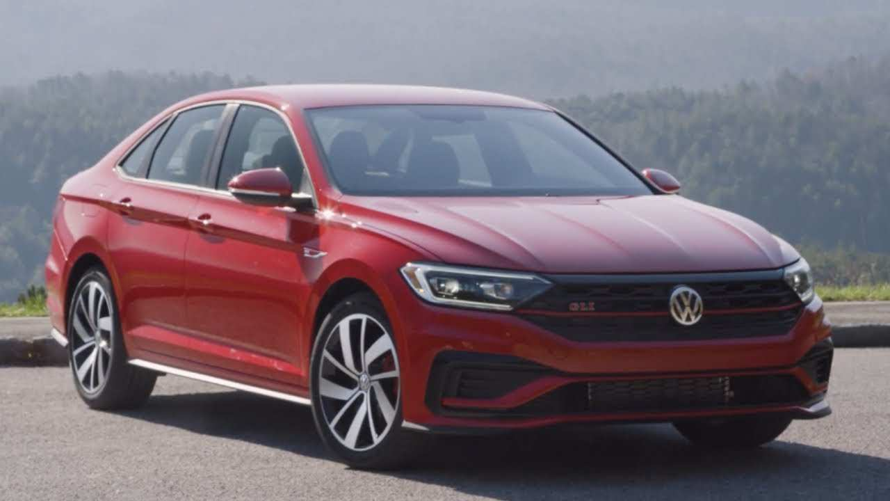62 The Best 2020 Vw Jetta Gli Price Design And Review