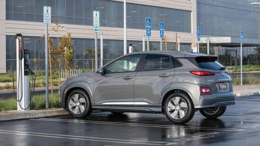 62 The Best Hyundai Kona Ev 2020 Research New