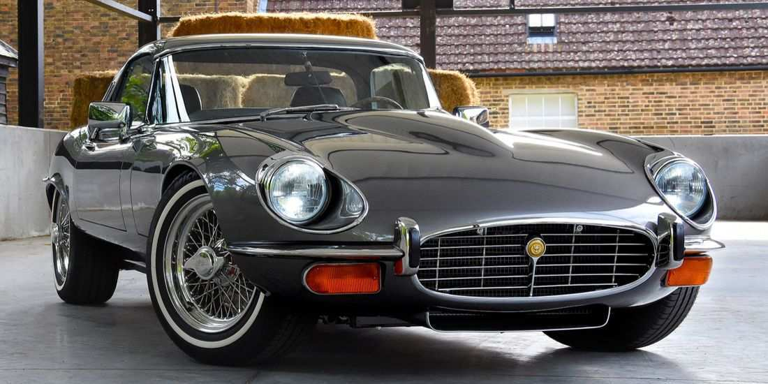 62 The Best Jaguar E Type 2019 Research New
