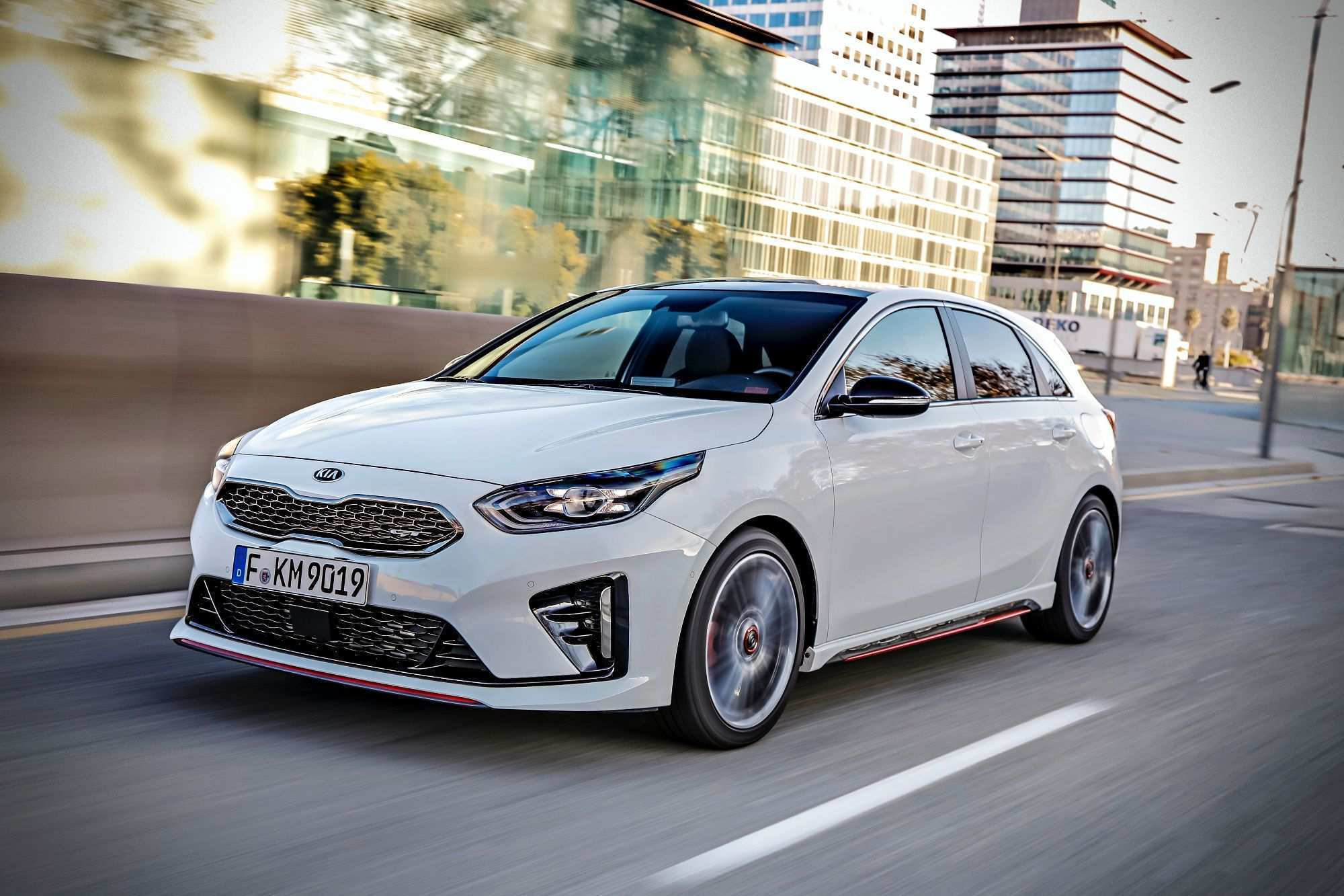 62 The Best Kia Ceed Gt 2019 Images