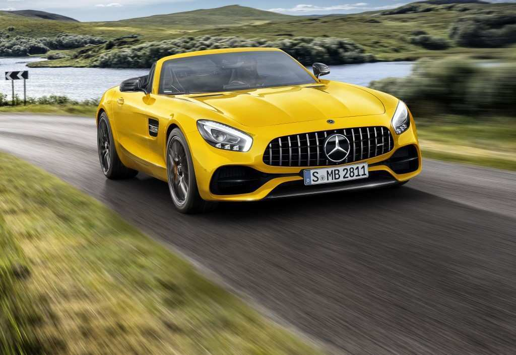 62 The Best Mercedes 2019 Sports Car Release Date And Concept
