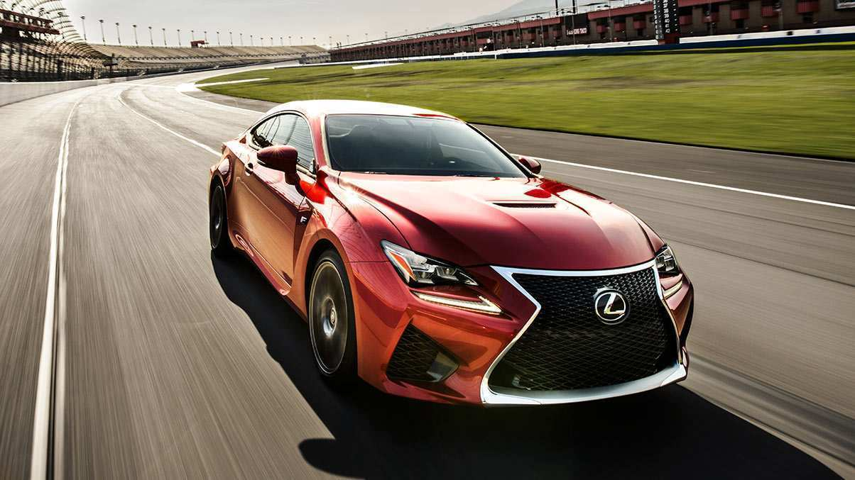 62 The Best Rcf Lexus 2019 Redesign And Review