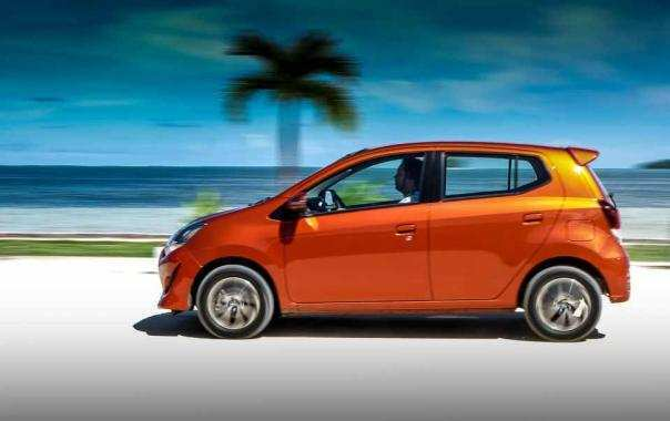 62 The Best Toyota Wigo 2019 Philippines Configurations