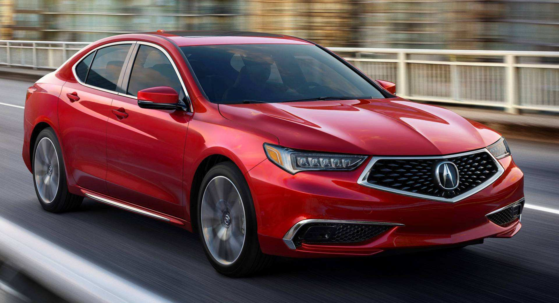 62 The Best When Will 2020 Acura Tlx Be Released Engine