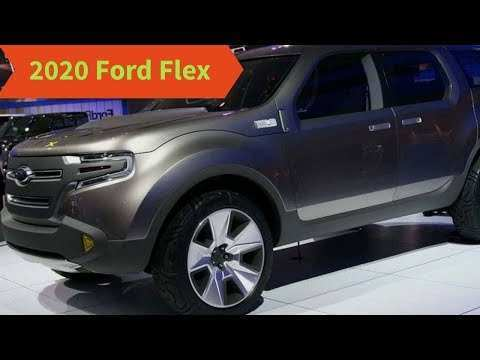 62 The Ford Flex 2020 Spesification