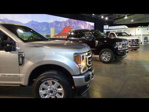 62 The Ford Super Duty 2020 Changes Pricing