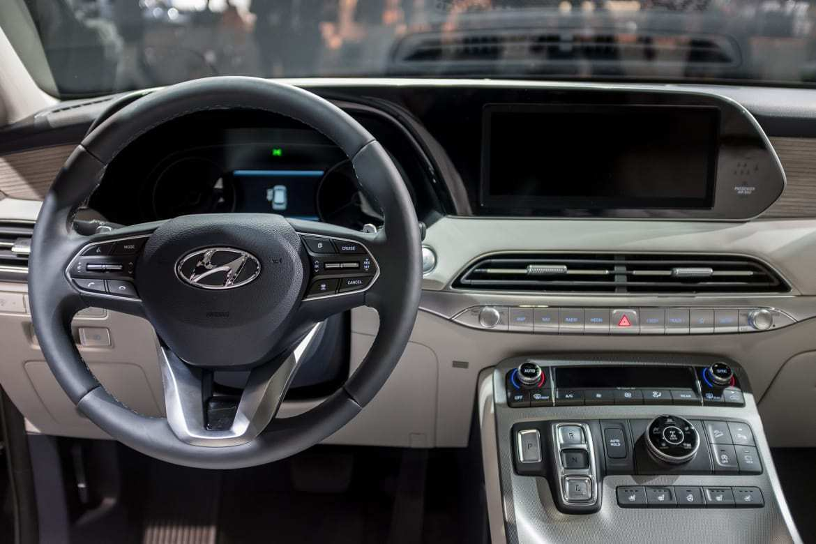 62 The Hyundai 3 Row Suv 2020 Model