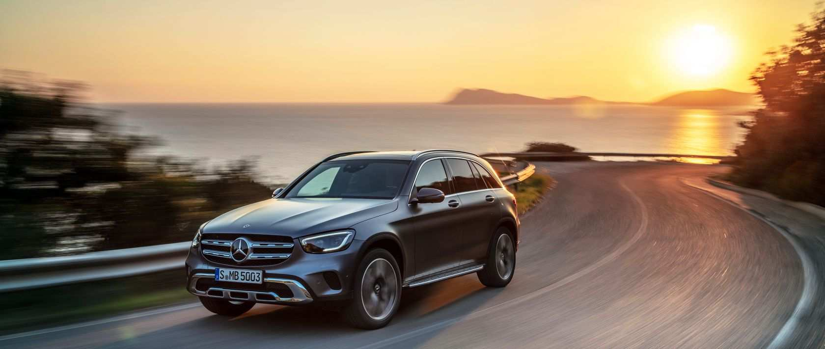 62 The Mercedes Glc Exterior And Interior