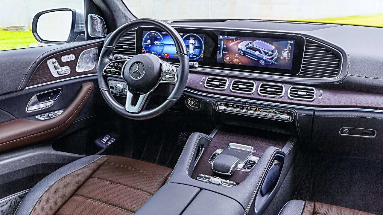 62 The Mercedes Interior 2019 Configurations