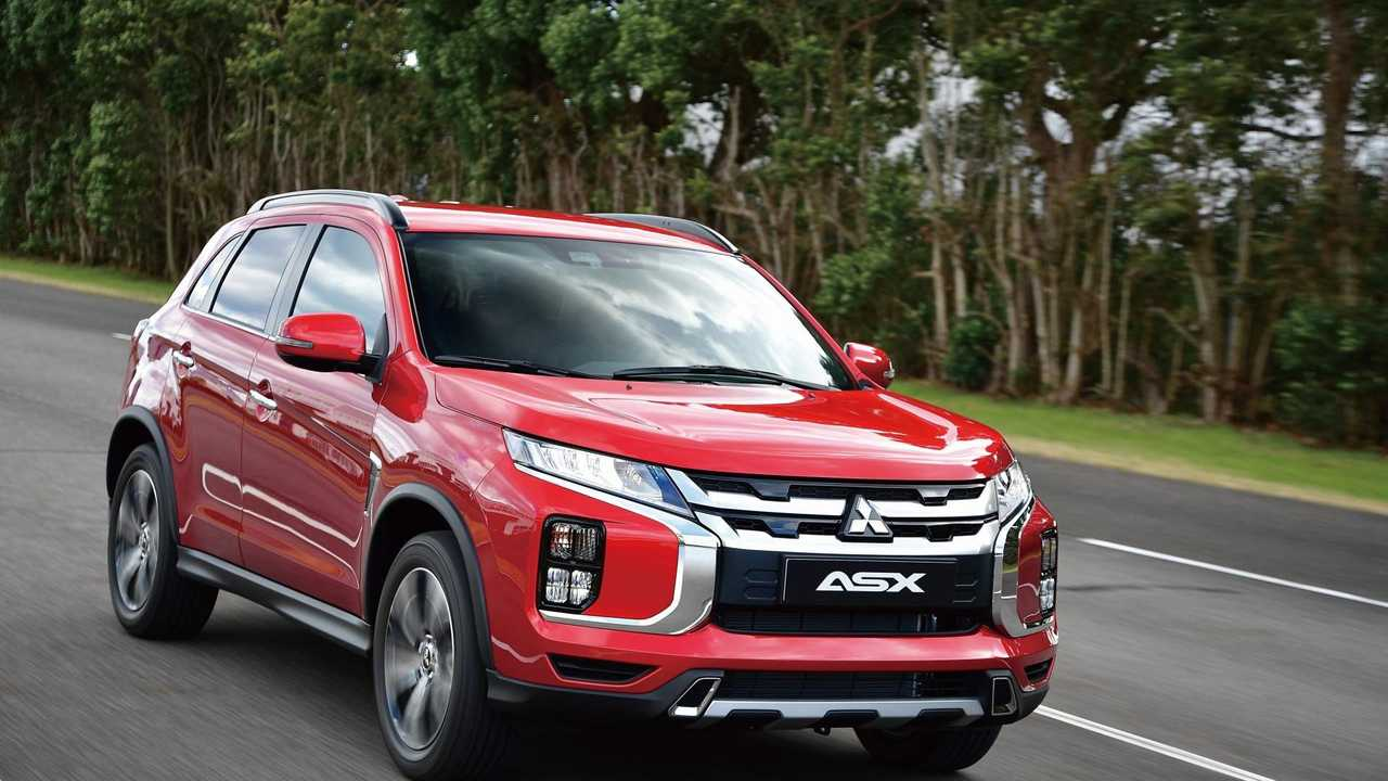 62 The Mitsubishi Asx 2020 Brasil Redesign And Review