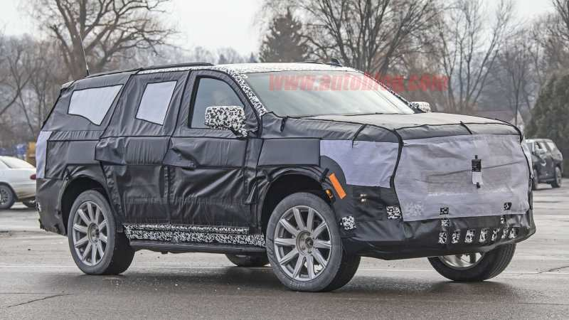 62 The New Cadillac Escalade 2020 Photos