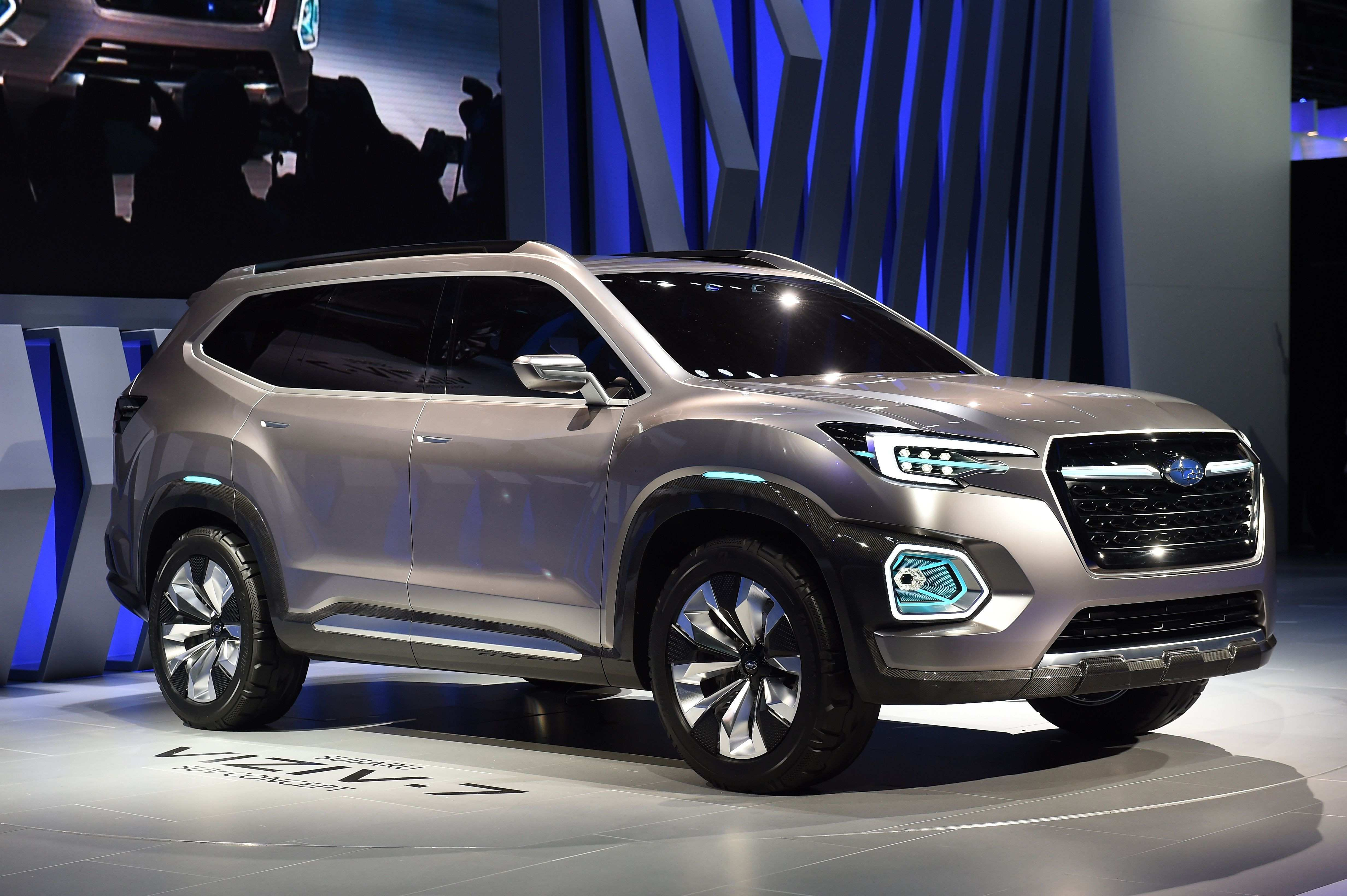 62 The Subaru Forester 2020 Concept Spesification