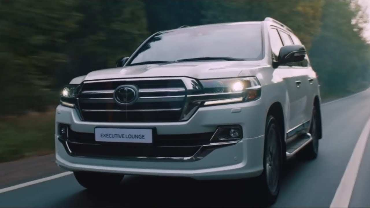 62 The Toyota Land Cruiser V8 2020 Redesign And Concept