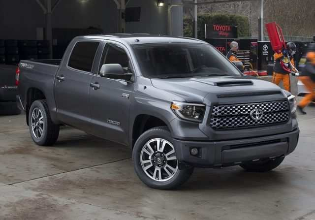 62 The Toyota Tundra 2020 Update Concept